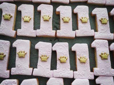 1 yaş cookies