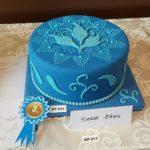 Kutlama Pasta Kategorisi Bronz Madalya (70puan) SERAP EREN