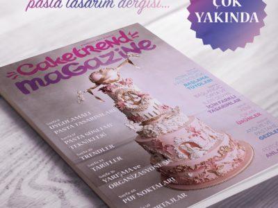 CAKE TREND DERGİSİ ÇIKIYOR !