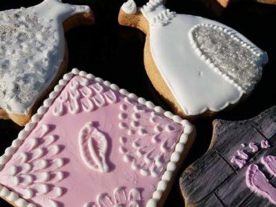 Icing kurabiyeler