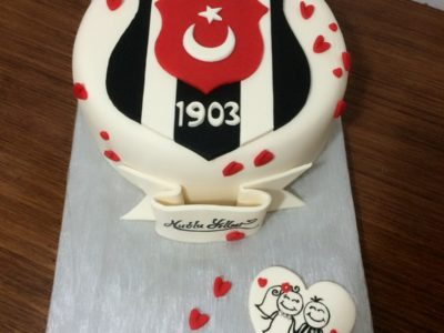Beşiktaş Taraftar Pastası