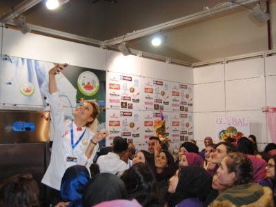 Butik Pastacılar Sirha İstanbul'da İspad Standında Buluştu
