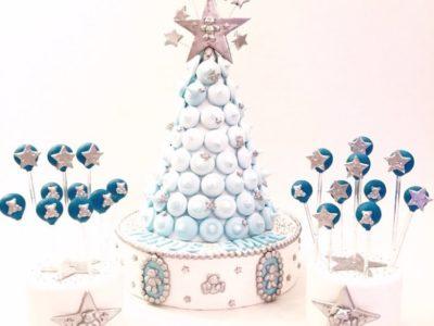 Ayıcık ve Yıldızlı Beze Kulesi ve Cakepoplar