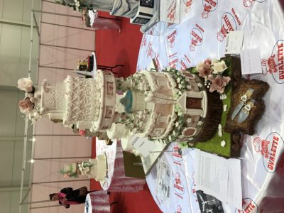 Rönesans Dönemi Düğün Pastası