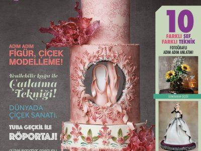 Cake Trend Dergisi Çıktı